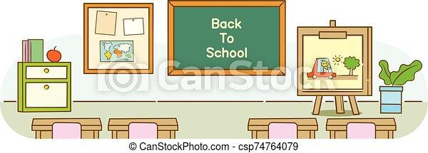 aula - csp74764079