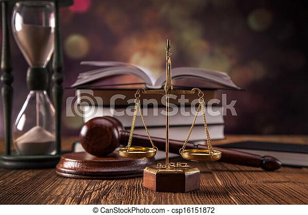 El concepto de derecho - csp16151872