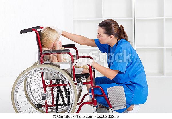 Cuidando a los médicos - csp6283255