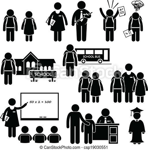 Escuela de maestros de estudiantes - csp19030551