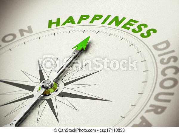 El concepto de felicidad - csp17110833
