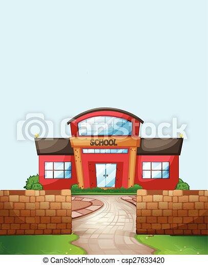 Escuela - csp27633420