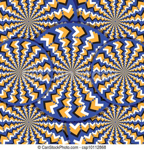 Ilusión de movimiento - csp10112868