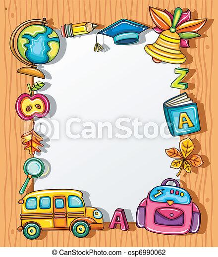 El marco escolar - csp6990062