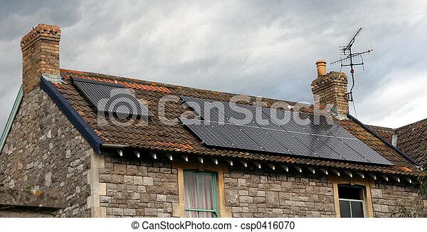 Panel solar - csp0416070