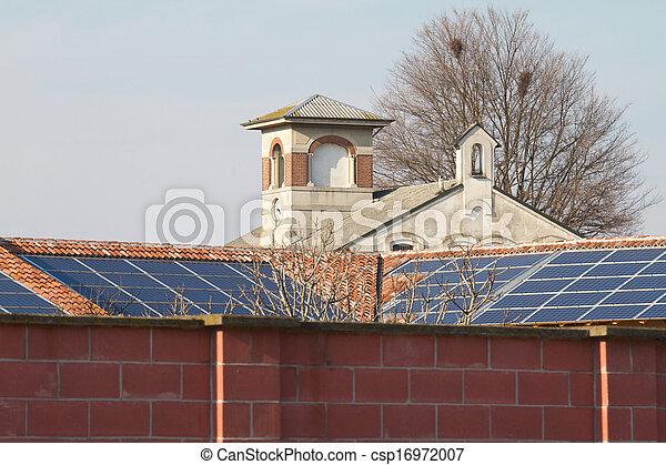Panels solares - csp16972007