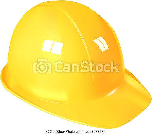 Sombrero de trabajo - csp3233830